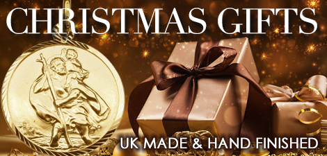 PERSONALISED CHRISTMAS GIFTS BY MY ST CHRISTOPHER